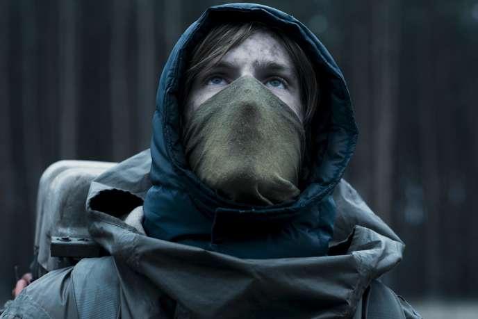 Louis Hofmann (Jonas) dans la série« Dark», qui compte trois saisons.
