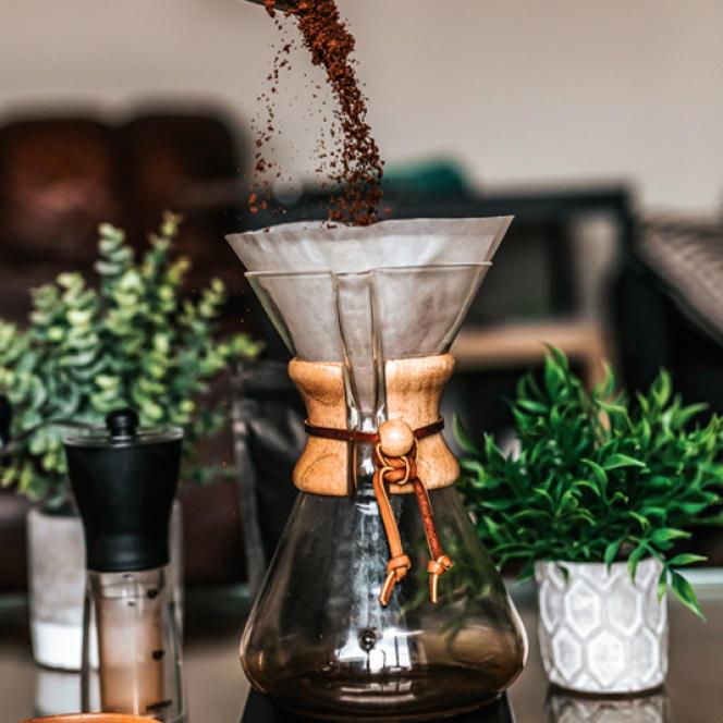 Une masterclass sur le café mexicain via la plateforme Airbnb.
