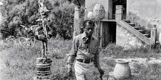 Sur les traces de James Baldwin à Saint-Paul-de-Vence, où l'écrivain afro-américain vécut ses dernières années