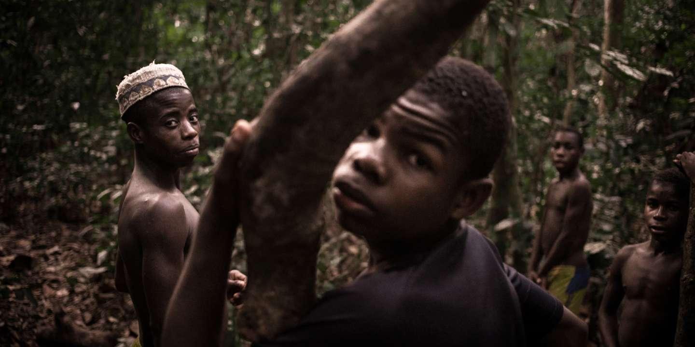En Centrafrique, la délicate sensibilisation des Pygmées face au coronavirus