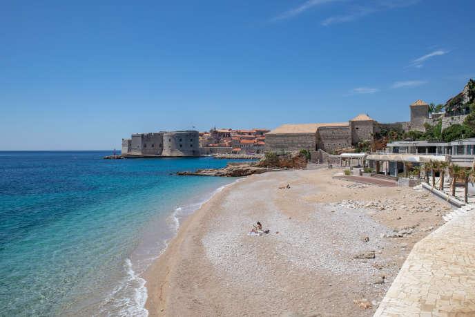 A Dubrovnik,en Croatie, le 21 mai.