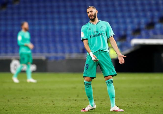 Karim Benzema, le 28 juin.