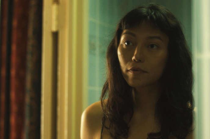 Isabel Sandoval, actrice et réalisatrice du film«Brooklyn Secret» (2020).