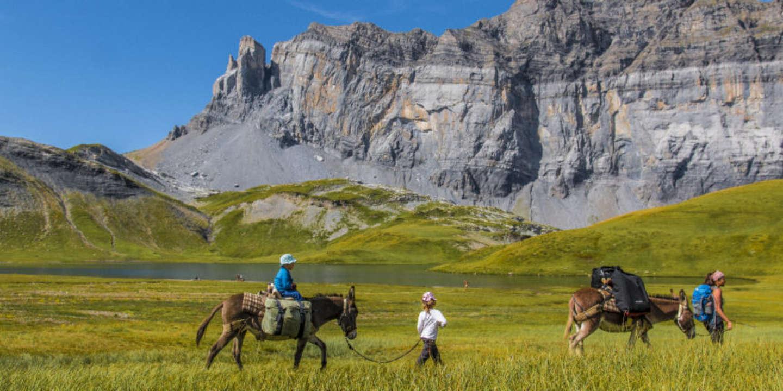 Que la montagne est belle… cinq activités sportives pour prendre de la hauteur