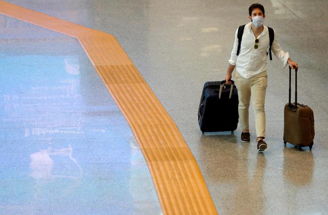 En Italie, touchée de plein fouet par la pandémie, l'absence de voyageurs américains cet été se traduira par une perte de 1,8milliard d'euros.