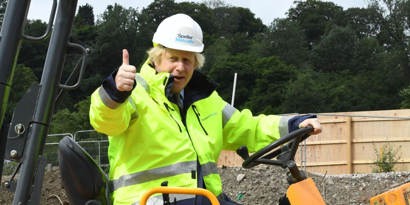 Le modeste « New deal » de Boris Johnson
