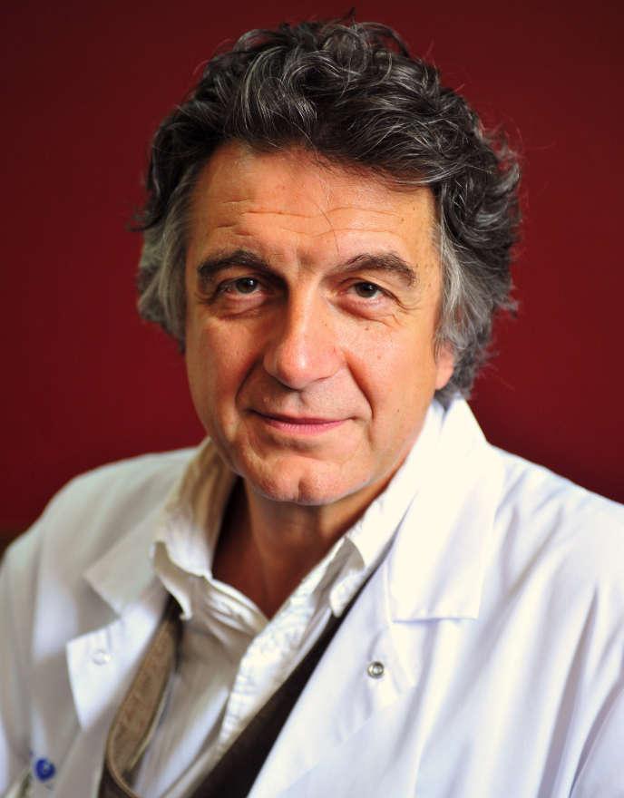 Michel Reynaud, en 2008.
