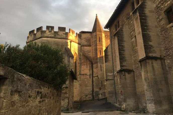 Le magazine de France 5 se penche notamment sur l'origine de la place du Palais des papes, à Avignon.