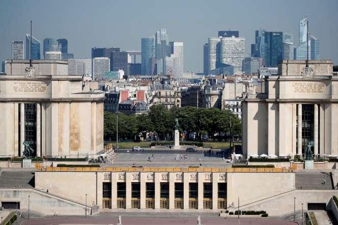 Paris fait partie des agglomérations où les niveaux de dioxyde d'azote dépassent les valeurs limites.