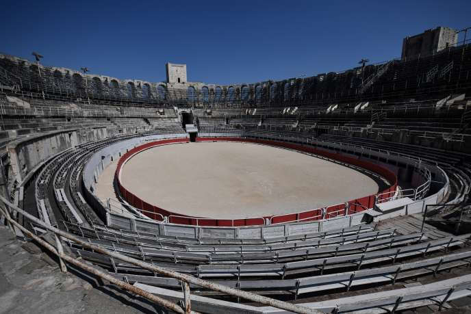 A summer without bullfight or feria, from Nîmes to Arles, from Béziers to Mont-de-Marsan