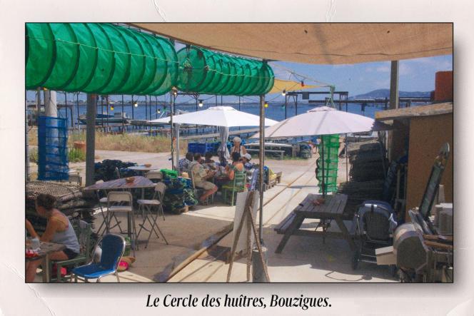 Au Cercle des huîtres, à Bouzigues, lesspécialités du chef sont les gratinées.