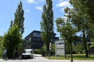 Siège de Wirecard à Aschheim, près de Munich, le 1er juillet 2020.