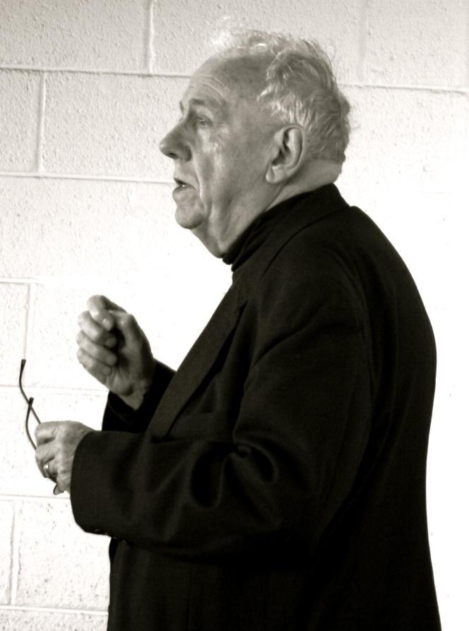 Le philosophe Alasdair MacIntyre à Dublin, en 2009.