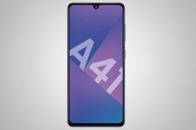 Le format du Samsung A41 est beaucoup plus compact que celui de tous les autres smartphones sortis cette année à ce niveau de prix.