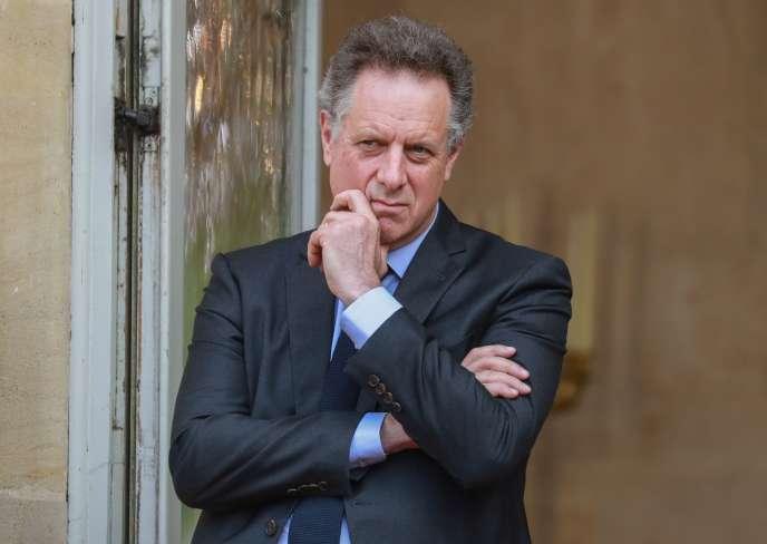 Nicolas Revel a été nommédirecteur du cabinet du premier ministre Jean Castex, vendredi 3 juillet, à l'Hôtel Matignon.