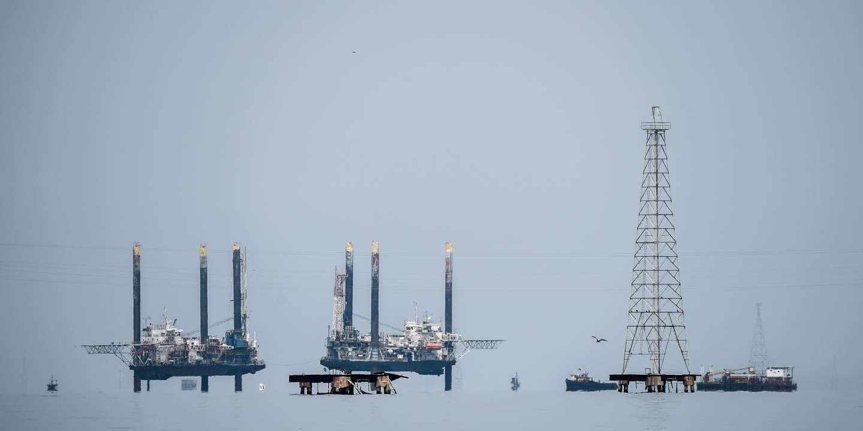 Les plateformes pétrolières vénézuéliennes paralysées faute de pouvoir écouler leur brut
