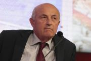 L'économiste Jean-Hervé Lorenzi, président du Cercle des économistes, en 2015.
