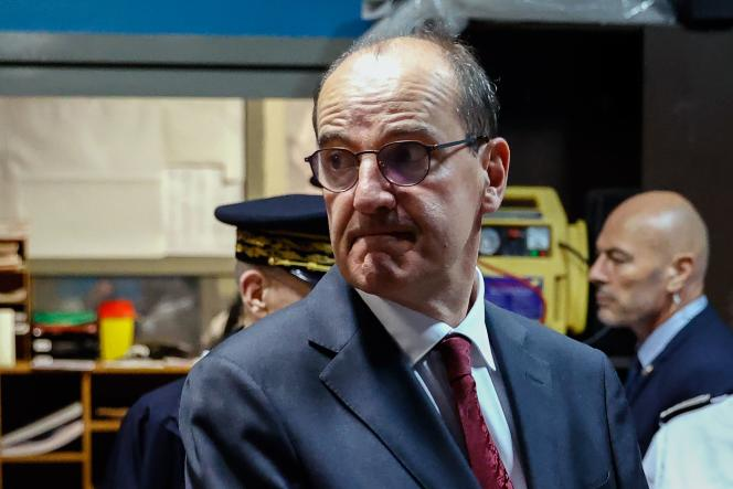 Le nouveau premier ministre, Jean Castex, le 5 juillet 2020.