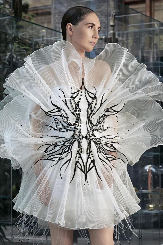 Iris van Herpen.