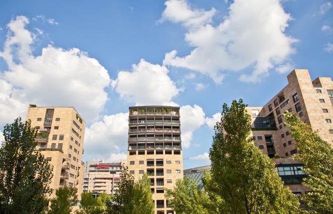 La majeure partie de la somme versée par les copropriétaires est consacrée au chauffage collectif de l'immeuble.