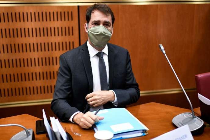 Christophe Castaner, le 2 juillet 2020.