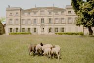 Le château de Saint-Maurice-de-Rémens (Ain), où Antoine de Saint-Exupéry a grandi, le 23juin.