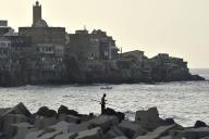 La baie d'Alger, le 29 juin 2020.