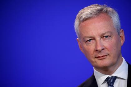Le ministre de l'économie, Bruno Le Maire, à Bercy, le 7 juillet.