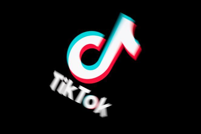 The logo of TikTok, the western version of Douyin.