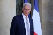 ministre délégué aux petites et moyennes entreprises dans le gouvernement de Jean Castex, Alain Griset, le 7 juillet 2020.