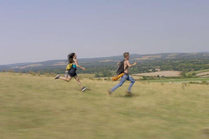 Photo extraite du film «L'Envolée» d'Eva Riley (2020).