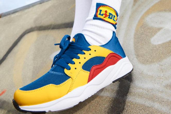 Vendue 12,99euros en magasin, cette paire de basket Lidl a pu atteindre jusqu'à 1200euros sur eBay.