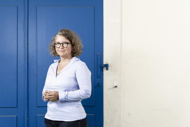 Samia Hurst-Majno. à Genève, en août 2018.