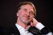Jim Ratcliffe, PDG du groupe de chimie Ineos, au Royal Automobile Club, à Londres, le 10 février.