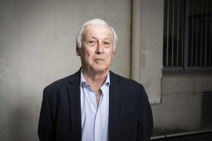 L'infectiologueJean-François Delfraissy, à Paris, le 16 juin.
