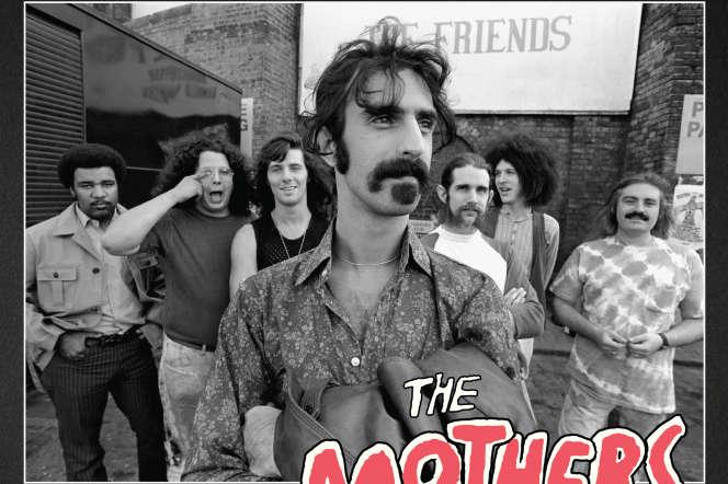 Pochette de l'album« The Mothers» de Franck Zappa, 1970.