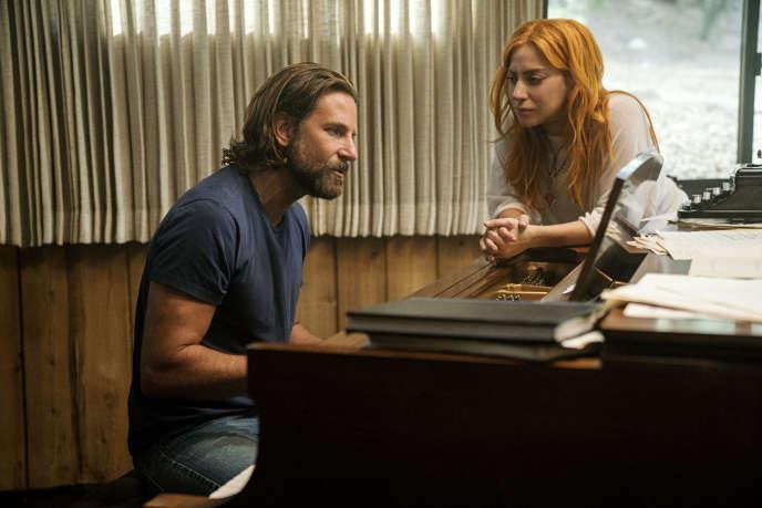 Bradley Cooper et Lady Gaga dans «A Star Is Born» (2018).