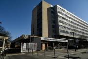 L'hôpital de La Pitié-Salpêtrière, à Paris.