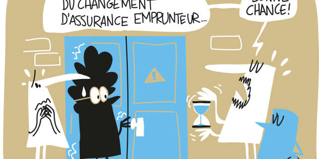 Changer d'assurance emprunteur,un parcours du combattant avec des économies à la clé