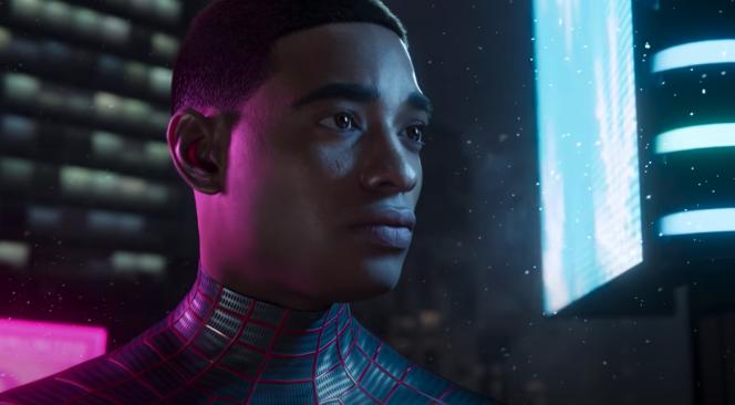 Le design de Miles Morales, successeur de Peter Parker dans le costume de Spider-Man, n'a pas toujours été réussi dans les jeux vidéo.