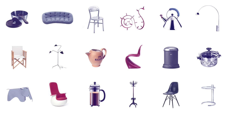 50 objets, 50 histoires qui ont révolutionné le design