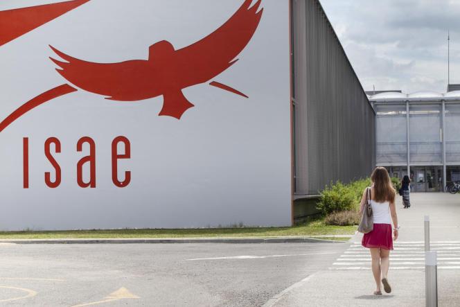 L'ISAE-Supaéro, à Toulouse, regroupe huit écoles d'ingénieursdu secteur aéronautique et spatial.