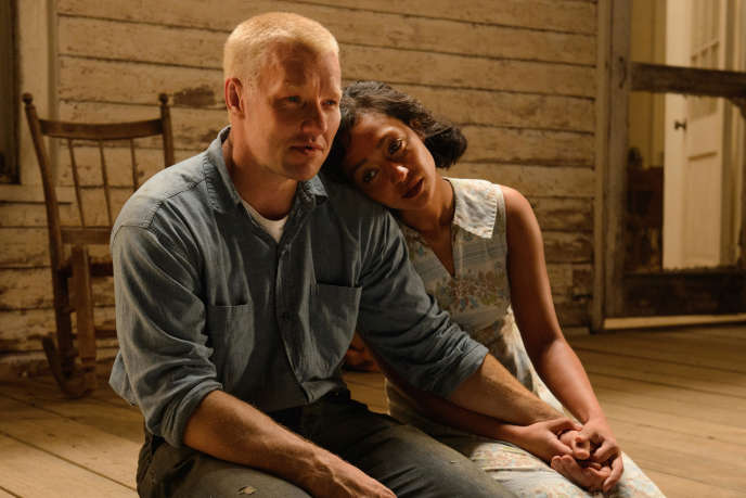 Joel Edgerton et Ruth Negga, dans «Loving» de Jeff Nichols.