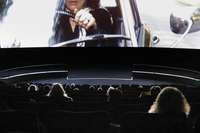 Dans un cinéma à Paris, le 22 juin.