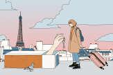 A Paris, une quête du logement toujours plusdifficile pour les jeunes