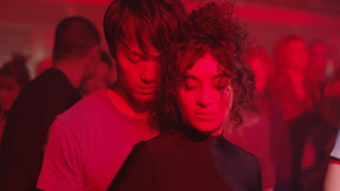 Guang Huo et Camélia Jordana dans «La Nuit venue», deFrédéric Farrucci.