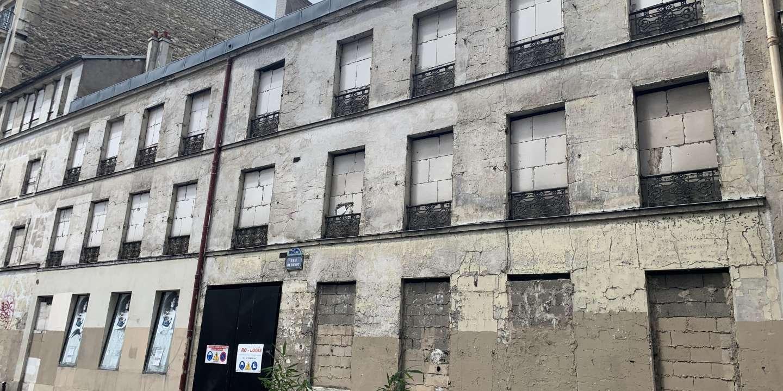 A Paris, l'hôtel particulier, sa cave et son cadavre momifié