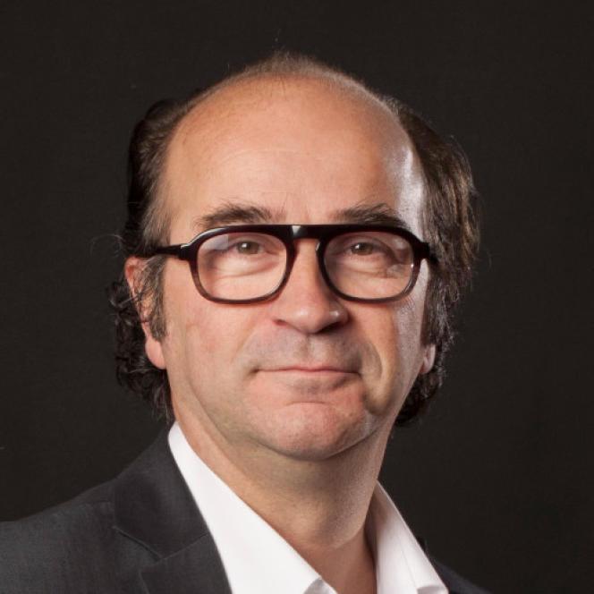 Benoît Gervais, PDG d'Yvert et Tellier.