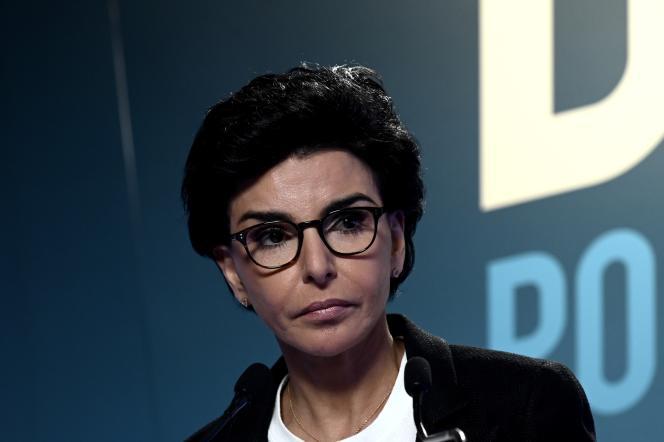 In Paris, Rachida Dati defends its strategy to vaccinate teachers and school staff