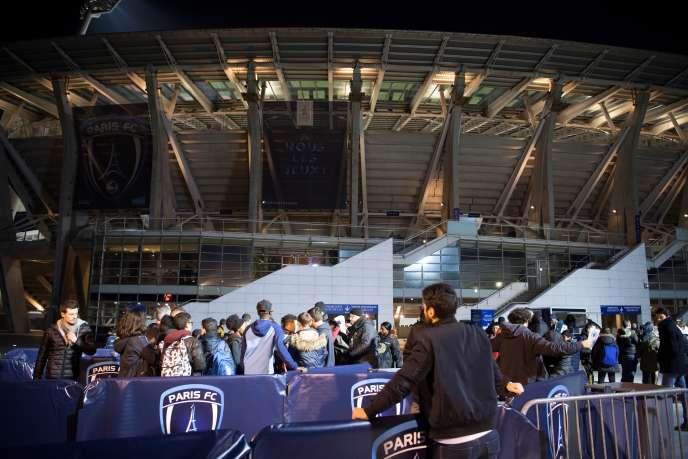 Le Paris Football Club (PFC) a fini dix-septième au classement de la Ligue2 en 2019-2020.